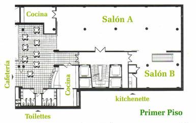 Pin plano salon de belleza on pinterest for Planos de salones
